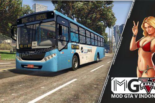 Bus Transjakarta (Busway Indonesia)