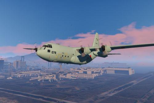 C-130H JASDF 401st Tactical Airlift Squadron Skin