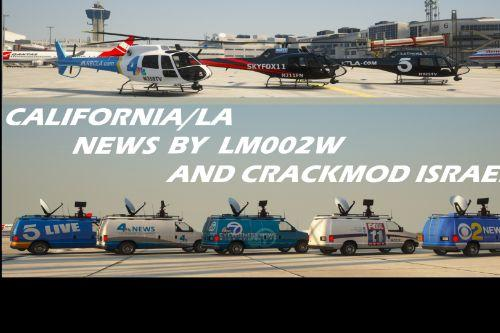 CA/LA News pack