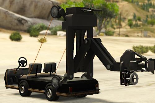 Caddy Camera Vehicle