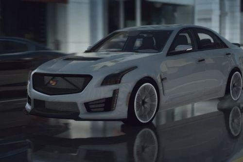 Cadillac CTS V 2017 [Add-On]