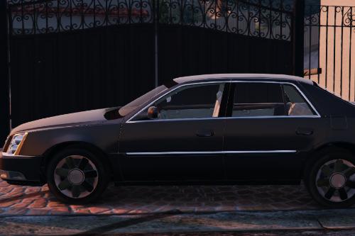 Cadillac DTS 2006 [Unlocked]