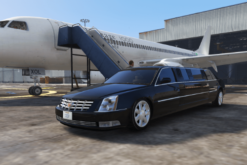 Cadillac DTS Limo [WIP] [REPLACE]