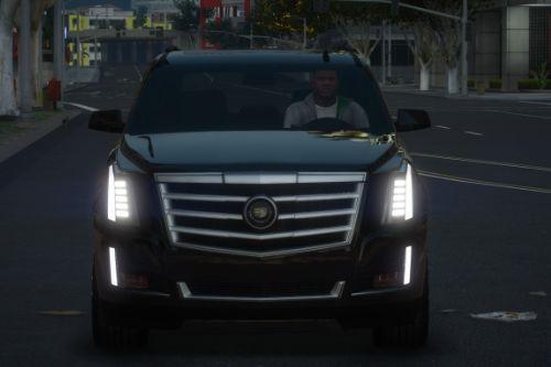 Cadillac Escalade 2015 [Add-On]