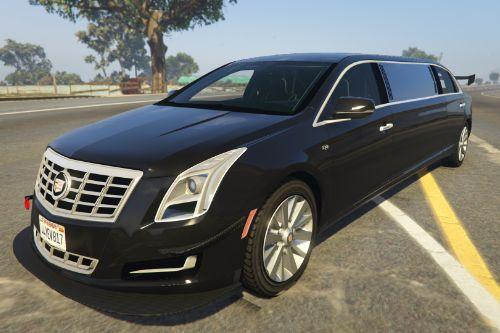 Cadillac XTS Royale [Add-On]