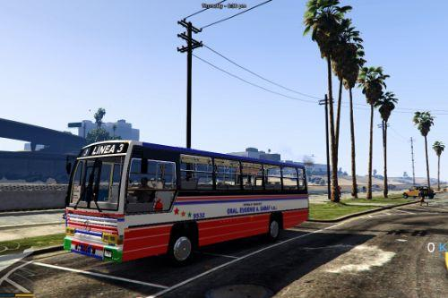 Caio Vitoria (Paraguay Buses) Liveries Pack
