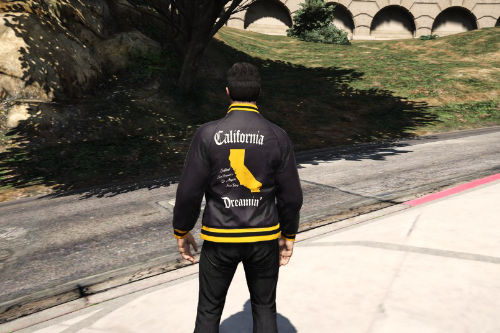 California Dreaming Jacket for MP Male