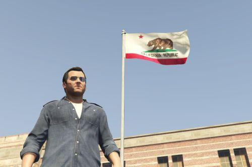 E4a649 california flag for gtav