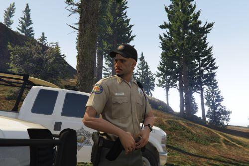 California state parks peace officer/ranger