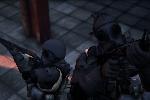 Call of Duty 4: Modern Warfare  Special Air Service [Add-On]