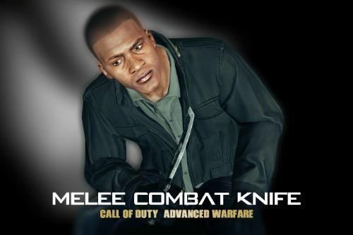 Call of Duty: Advanced Warfare Melee Combat Knife