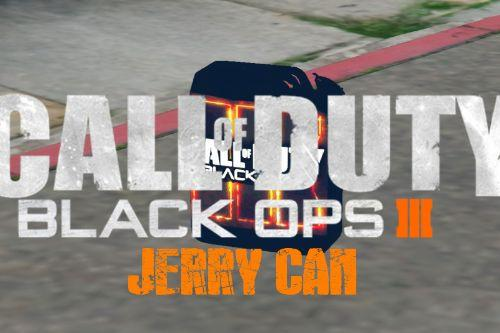 Call Of Duty Black Ops III Jerry Can