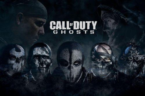 call of duty ghosts intro