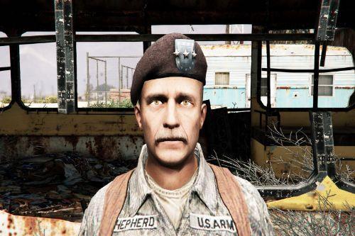 Call of Duty: Modern warfare 2 The Devil Shepherd