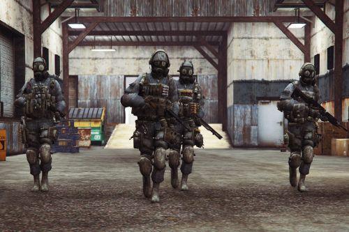 Call of Duty: Modern Warfare 3 Special Air Service [Add-On]