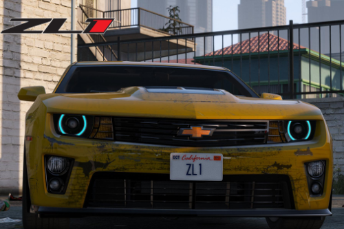 Camaro ZL1 2013 (Dirty Livery)
