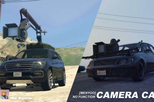Camera Car Pack [Menyoo]