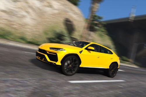 Camera Fix for Lamborghini Urus by VsV_Nord