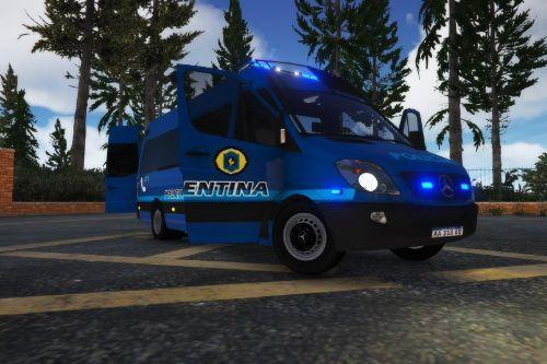Camioneta de la policía federal (Argentina)