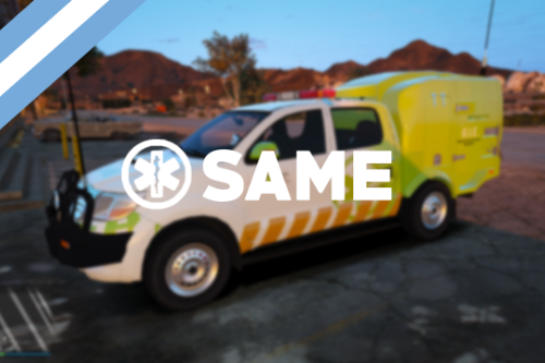 Camioneta SAME GIE Argentina [Add-On | Replace] Buenos Aires