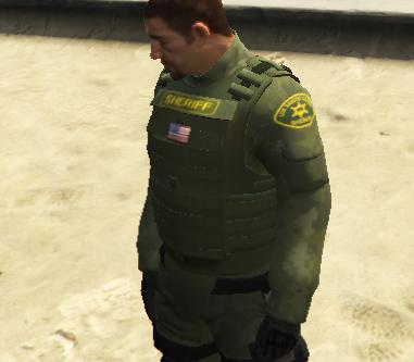 County Sheriff SWAT