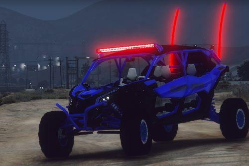 Canam X3 Four Seater [Add-On / FiveM]
