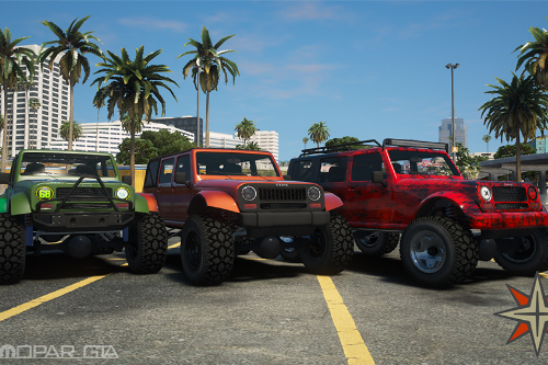 Canis Mesa 4x4 [Add-On]