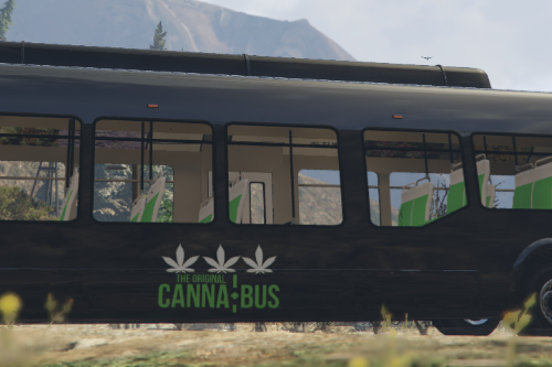 Canna-Bus (Airport Bus)