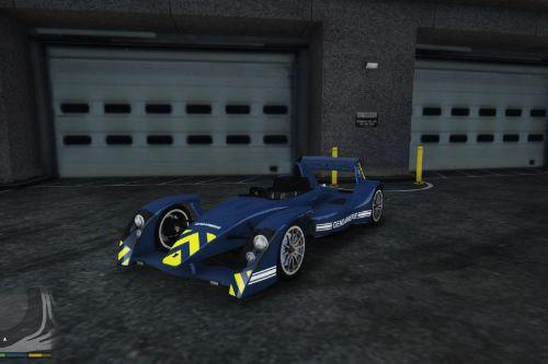 Caparo T1 french gendarmerie [nonELS/ELS]