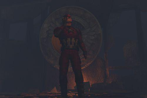 Captain America Endgame Hydra