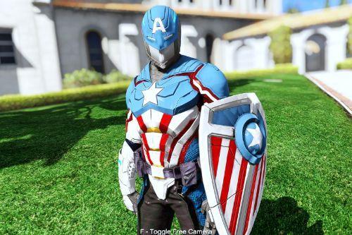 Captain America Secret Empire [Future Revolution]
