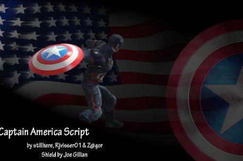 Captain America Script Mod