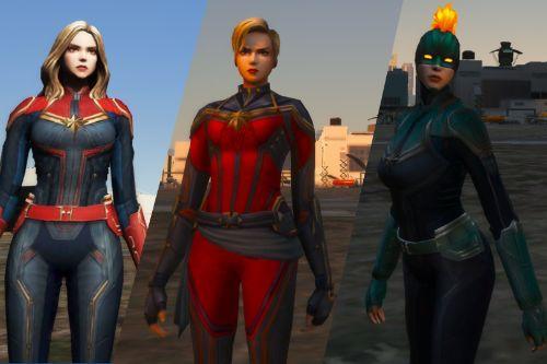 Captain Marvel (Endgame / Movie / MVCI)