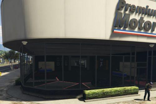 [MLO] Car Dealer [SP / FiveM]