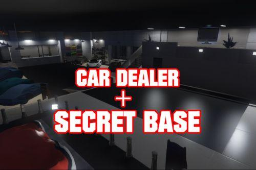 Car Dealer + secret base ( YMAP )