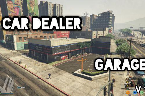 Car DealerShip Garage [YMAP]