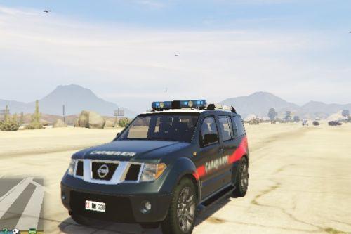 Carabinieri - Nissan Pathfinder