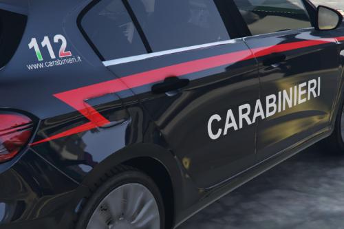 Carabinieri - Fiat Tipo