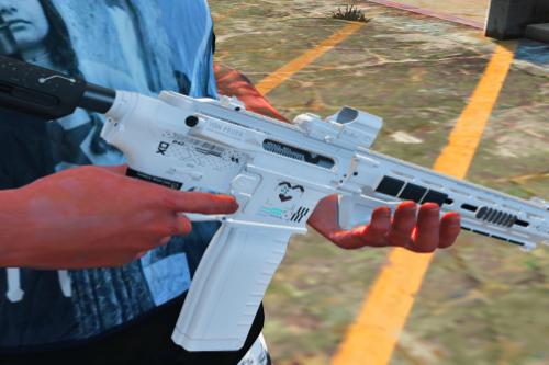 Carbine Rifle MK2 [PRINTED]