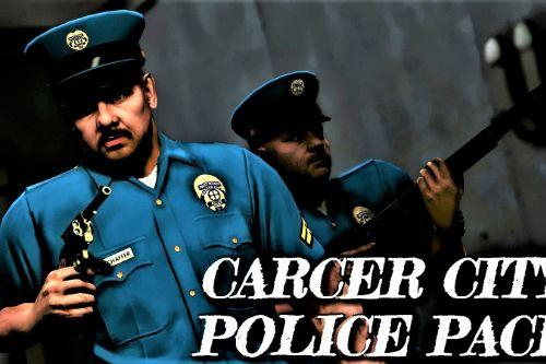 Carcer City Police Pack | CCPD | Manhunt | Halloween 2018 Release
