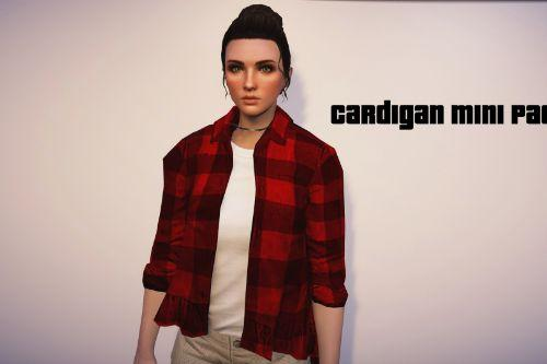 Cardigan Texture Pack For MP Female
