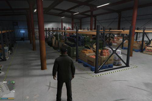 Warehouse Business & Heists