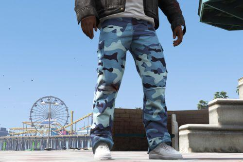 Cargo Pants for Franklin