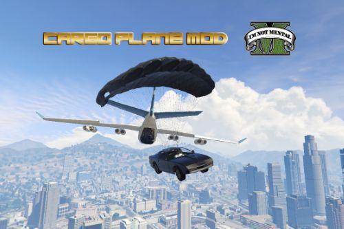 Fdd46e cargo plane mod