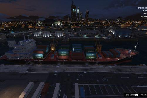 Cargo Ship Heist [Mission Maker]