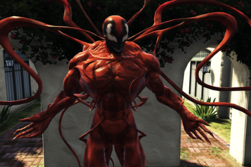 Carnage [Add-On Ped]