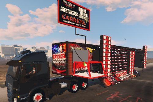 Truck/CaminhãoTreme Treme Sound//Som Automotivo Add-on