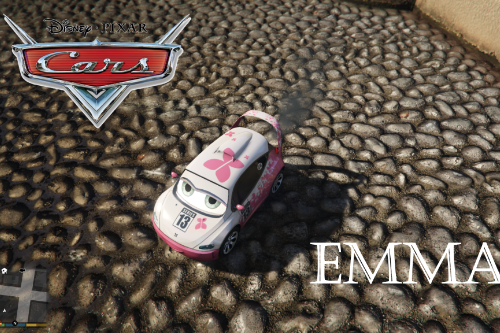 CARS  RC Emma  [Add-On]