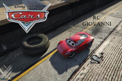 Cars RC Giovanni [Add-On]