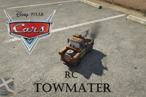 RC Tomater from Cars [Add-On]